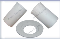 ... Plastic Candle Covers & Lampshade Reducer Ring